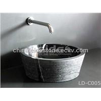 Bathroom negro wash basin