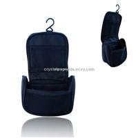 Black Hang Up Bag, Hang Up Pouch, Hang Up Case, Travelling Bag, Travelling Pouch, Travel Bag