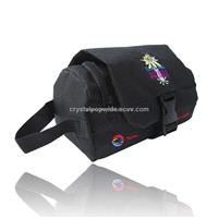 Black Travel Bag, Travelling Bag, Travelling Pouch, Travel Pouch, Hang Up Bag, Hang Up Pouch