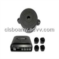 Flash Mount Buzzer Aleret Parking Sensor