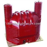 Instrument voltage transformers with cast resin insulation; voltage class up to 35 kV
