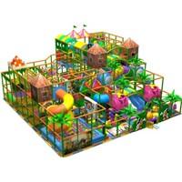 Children Indoor playground(CT-TQB002)