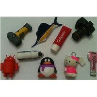 Customize PVC USB Flash