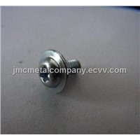 Cutting Thread Screw/Furniture Screw/Round Head Flange Screw