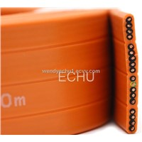 ECHU Hot Sales H05VVH6-F 12G0.75 Elevator Cable
