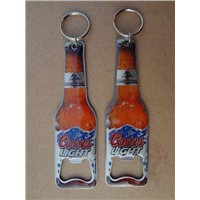 Epoxy Coating Cools Light Beer Metal Bottle Opener