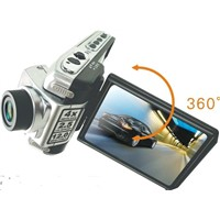 F900LHD Portable Car DVR With HD 1080P HDMI H.264 2.5'' LCD Night Vision Vehicle Car DVR