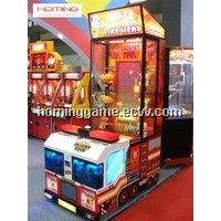 Fire Engine Hero Gift Machine