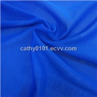 Fashion spandex mesh jacquard nylon sportswear fabric with good hand feel