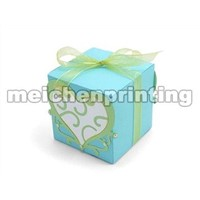 Fashionable design paper box for gift packaging