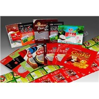 Plastic Packaging Bag for Food Product