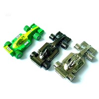 Free Sample Plastic Race Car USB Flash Drive for Gifts