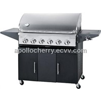 Hot Sale BBQ Gas Grill for Hot Summer BBQ Season