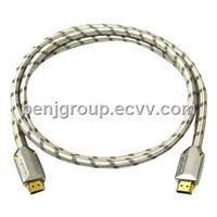 HIGH-SPEED 3D HDMI Cable flat