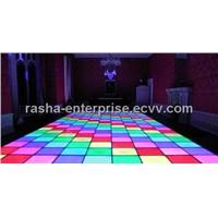 HOT1M*1M DMX512 LED Dance Floor for Wedding Party, Karaoke