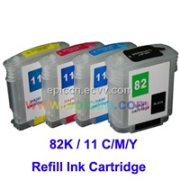 HP82 Refillable Cartridges for HP Design Jet 510