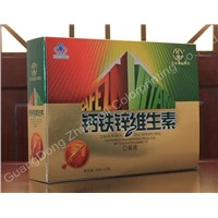 Packaging Box for Health Product (Zla15h64)