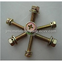 Hex Bolt / Threaded Rod / Slotted Bolt (M2-M64)