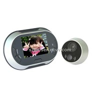High clear image 3.5inch peephole door viewer