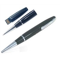 Factory Price Black Pen USB Flash Driver