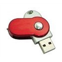 Short Swivel USB Flash Drive 2GB 4GB 8GB 16GB 32GB