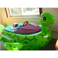 Inflatable Turtle Bumper Boat IWGB 05