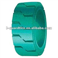 l-Guard Brand Solid Tire 400-8