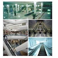 Mechanical escalator