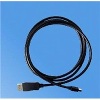 Mini displayport male to displayport male cable
