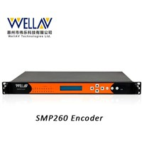 Multi-Channel H.264 Encoder Multiplexer (SMP260)