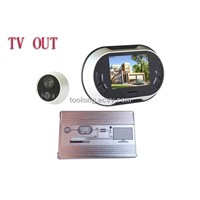 New Door Bell Viewer with TV Output