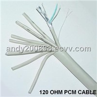 PCM Telecommunication Cable