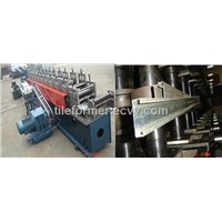 PVC Window & Door Reinforcement Steel Roll Forming Machine