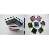 Popular Gift Item Micro SD Card Mp3 Player