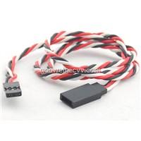 RC Extension Wire(Futaba/JR/Hitec) Servo Cable /Lead Switch Hanress PVC Wire Silicone Wire