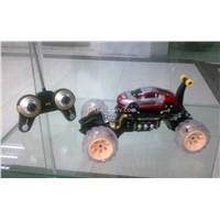 Radio Control Stunt Car W/light and music