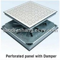 Steel Perforated Access Floor Panels
