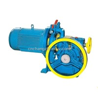 Traction Machine For Dumbwaiter
