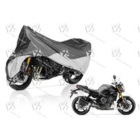 Outdoor Waterproof UV Resistance Treated Polyester Motorcycle Cover