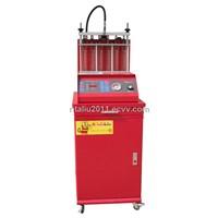 WL-A6B ultrasonic injector cleaner , automatic return oil