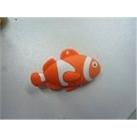 Wholesale Cartoon Fish USB Memory Stick