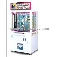 Winners' Cube prize game machine(HomingGame-Com-004)
