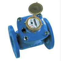 Woltmann Removable Dry Type Water Flow Meter