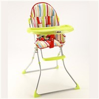 baby high chair with soft pads