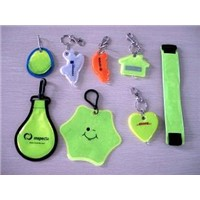 Flash Key Chain/Blinker/Solar Key Chain/Warning Key Chain