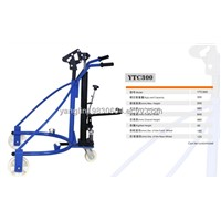 hand hydraulic drum loader