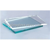 high quality low iron super white clear glass