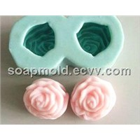 high quality rose silicone soap moulds / handmade soap moulds