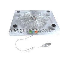one fan notebook cooling pad