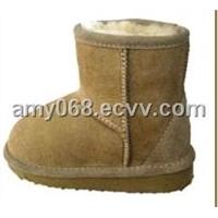 sheepskin classic short boot